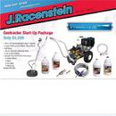 J.Racenstein Pressure Washing Contractor Kit