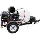 Pressure TR200PS-2HR Trailer, 200g w/2 Reels (no hose)
