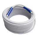 Pressure AHS285 Hose PW 100ft 4000psi Gray w/QC Flextral