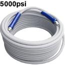 HOS385 Hose PW 100ft 5000psi 2W Gray Flextral