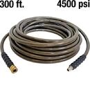 J.Racenstein Hose 300ft 3/8in PW 4500psi w/QC