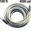 Hose PW 3/8in 100ft 4500psi 250dg w/QC 41096