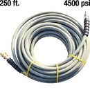 J.Racenstein Hose PW 3/8in 250ft 4500psi 250dg w/QC