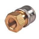 J.Racenstein 9.802.164.0 Coupler Brass 1/4in FNPT