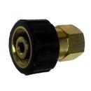 Pressure D10027 M22 Twist to 1/4in Female NPT Brass