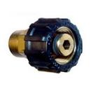 Pressure D10029 M22 Twist to 3/8in Brass FemaleNPT Brass