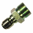 Pressure D10089 M22 Male to 3/8in Plug Quick Connect