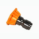 Pressure 915030Q 3.0 15 deg Yellow SS Nozzle Tip