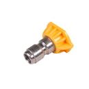 915055Q 5.5 Yellow SS Nozzle - 15 deg