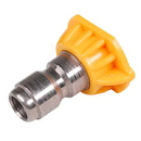 J.Racenstein 8.726.110.0 6.0 15 deg Yellow SS Nozzle Tip