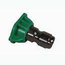 Pressure 925040Q 4.0 25 deg Green SS Nozzle Tip