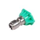 925055Q 5.5 Green SS Nozzle - 25 deg