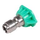 Pressure 925080Q 8.0 25 deg Green SS Nozzle Tip