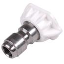 Pressure 940080Q 8.0 40 deg White SS Nozzle Tip
