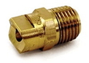 J.Racenstein 8.708-266.0 40 Nozzle Brass 1/4in 50deg SoapTip 4050