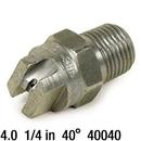 J.Racenstein 8.707-549.3 4.0 Nozzle SS 1/8in 15deg