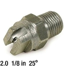 J.Racenstein 8.707-537.5 2.0 Nozzle SS 1/8in 25deg