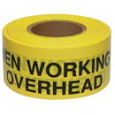 Mutual Tape BT928-3XMEN Caution Tape Men Working Above (1)