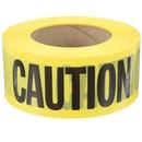 J.Racenstein RAD64055720 Caution Tape 1000ft Yellow