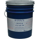 J.Racenstein 6014-5 Crystal Clear 550 - 5Gal Pail Winsol