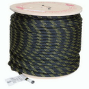 New England 3304-16-00600 KMIII Rope 1/2in 600 Solid Black