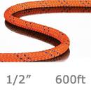 New England Rope KMIII 1/2in 600 Ft Orange