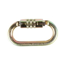 Liberty Mountain 499033 Carabiner ANSI Oval Twist Lock