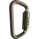 J.Racenstein USR-12-CTLD Carabiner ANSI Twist Lock D Steel