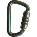 J.Racenstein USR-12-CTLM Carabiner ANSI Twist Lock Mod D Steel