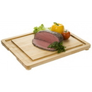 Focus Foodservice 1206L Carving board w/wood legs, 20