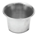 Johnson-Rose 7233 Oyster Cocktail/Sauce Cup, 1-1/2 Oz., Stainless Steel