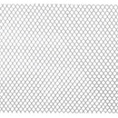 Johnson-Rose 7750 Bar & Counter Matting, 50' L X 24 W, Flexible Plastic Mesh, (Sold In Rolls Only), Clear