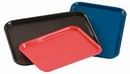 Johnson-Rose 88146 Fast Food Tray, Blue, 18 X 14