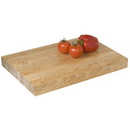 Focus Foodservice 8935 Counter top butcher block board, 20