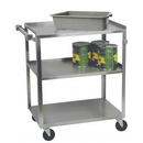 Focus Foodservice 90322 3 Shelf cart, 18
