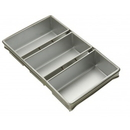 Focus Foodservice 904045 4 Strap bread pan set - 5 5/8