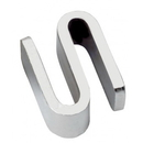 Focus Foodservice 93333 S-Hook/Shelf Connectors- chromate finish (2 per pkg)