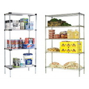 Focus Foodservice FF1860WRSS 18X60 Stainless Steel Wire Shelf