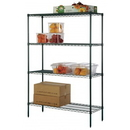 Focus Foodservice FF2154G Green Epoxy Shelves