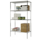 Focus Foodservice FF2454C Chromate wire shelf 24