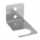 Focus Foodservice FWPSBCH Security bracket, chromate finish