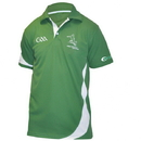 Guinness Official Merchandise GA3002 Croker GAA Performance Polo Shirt