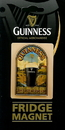 Guinness Official Merchandise GNS2100G Guinness Taste of Ireland Fridge Magnet