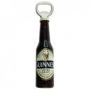 Guinness Official Merchandise GNS2140 Guinness 3D Bottle Opener Magnet Filled