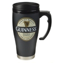 Guinness Official Merchandise GNS2481 Guinness Label Travel Mug