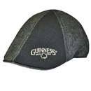 Guinness Official Merchandise GU0001 GUINNESS Grey & Black Panelled Ivy