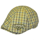 Guinness Official Merchandise GU0002 GUINNESS Green Plaid Ivy