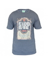 Guinness Official Merchandise HA6003 Irish Harp Tee