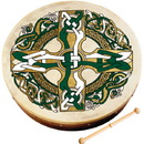Walton's Irish Music WM1953 8 Celtic Cross Bodhran