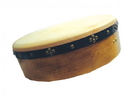 Walton's Irish Music WM2417 16 Tunable Aged Oak Bodhran